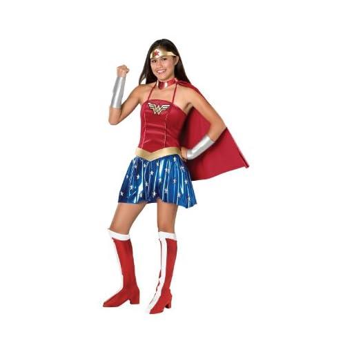 Justice League Teen Wonder Woman Costume