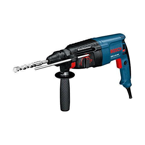 Bosch GBH 2-26 DRE Professional Rotary Hammer with SDS-plus Faster Than A Speeding Bullet Easy Grip 800W (220v Corded Europe type C plug)