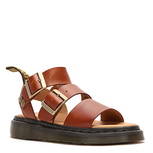 Dr. Martens Gryphon Fashion Sandal 20372228 Oak Sz Uk 9