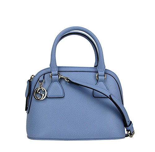 Blue Gucci Handbag - 2