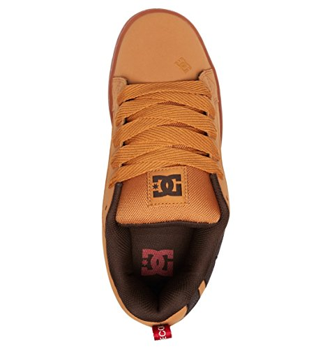 Graffik Herren Court Coffee SBg9 Turkish DC Wheat Sneakers 5FTpHqw