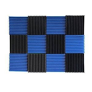 Acoustic Wall Tiles ((12 Pk) 1