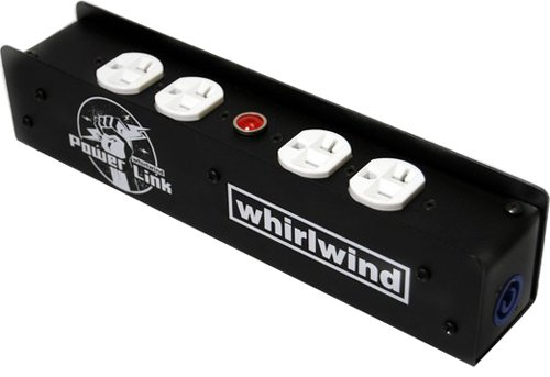 Whirlwind PL1-420-WH Power Link Tactical Power Distribution