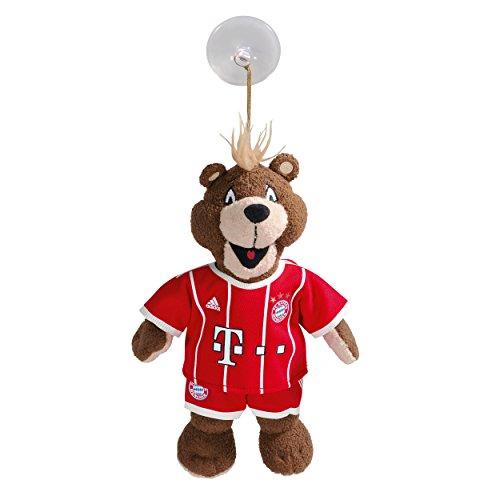 Berni 20 cm Con Aspiradora FC Bayern Múnich + Gratis Pegatinas München Forever, mascota, peluche, FCB: Amazon.es: Deportes y aire libre