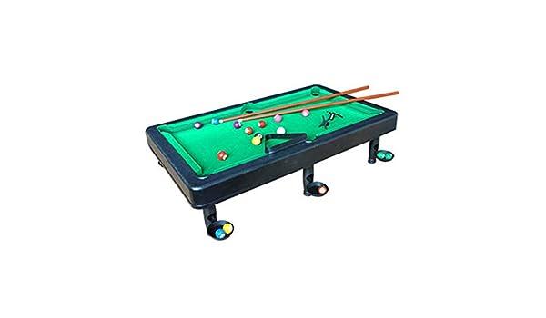 AnamSafdarButt59 Tablero Deportivo simulado Mini Mesa de Billar ...