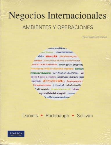 Negocios Internacionales (12th Edition)