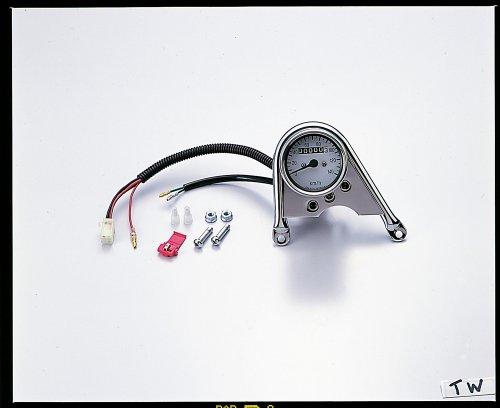 ハリケーン(HURRICANE) ミニ スピードメーターキット TW225 HM3221T-11   B001ZS41RE