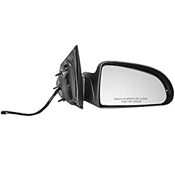 TYC 1400031 Chevrolet Chevy Cobalt Coupe Pontiac G5 Coupe Power Non Heat New Replacement Mirror Right Hand Passenger Side