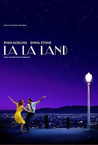 映画ポスター ララランド La La Land US版 hi5 [並行輸入品]