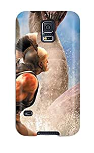 Protection Case For Galaxy S5 / Case Cover For Galaxy( Titan Quest )