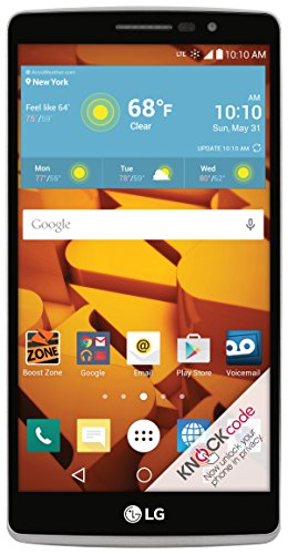LG G Stylo (Boost Mobile) (Lg Boost Mobile Cell Phones)