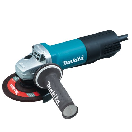 5 Paddle Switch Angle Grinder
