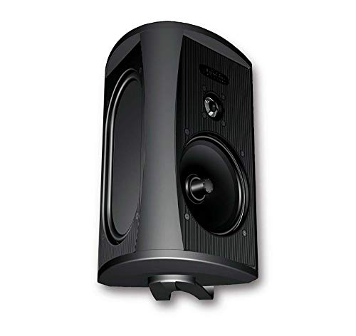 Definitive AW 6500 Outdoor Speaker (Single, Black)