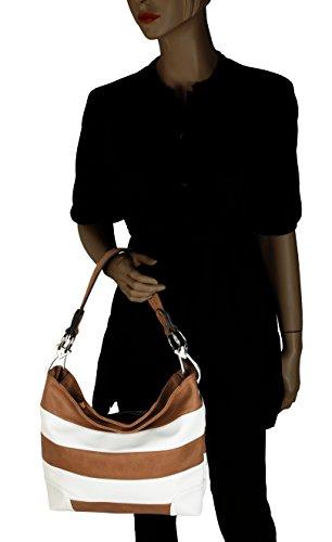Collection Farrow by Handbag Leather Mia K Hobo Soft Lavender Emily Vegan MKF dZwad