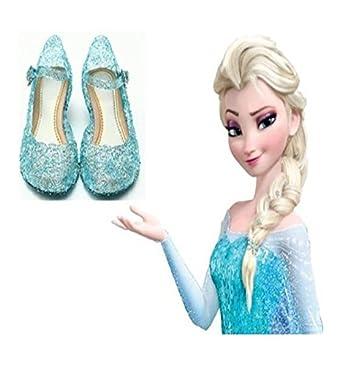 Frozen - Zapatos Elsa Deluxe - 35