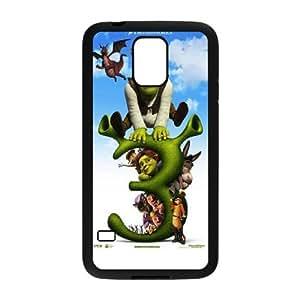 shrek donkey Phone Case For Samsung Galaxy S5 TPUKO-Q-9A899454