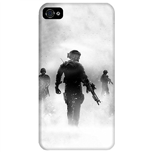 Coque Apple Iphone 4-4s - Call of duty