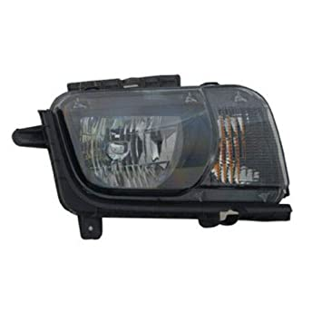 TYC 20-9099-00-1 Chevrolet Camaro Right Replacement Head Lamp
