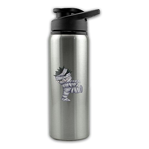 Mummy Clipart Stainless Steel Cycling Outdoor Bottle,700ml