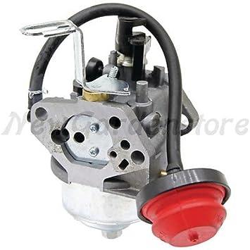 Carburador Motor motocultor Loncin LC 175 FDS 170020722 ...