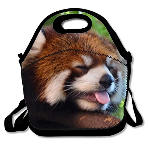 Baby Red Panda Wallpaper Lunch Tote Bag Bags Awesome for sale  Delivered anywhere in USA