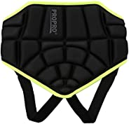 Butt Pad,Extreme Sports Butt Pad Ski Snow Boarding Skate Hip Protective Padded Shorts for Children
