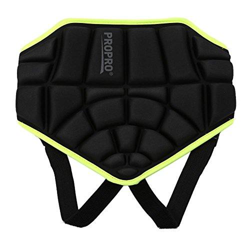 (3D Padded Hip Protective Shorts Kids Men Women Butt Pad Shorts Paded Short Pants for Ski Skiing Skating Skateboarding Snowboard)
