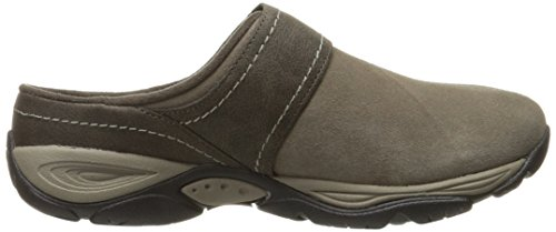 Easy Dark Spirit Suede Taupe Brown Mule Women's Eliana pwarHZpq