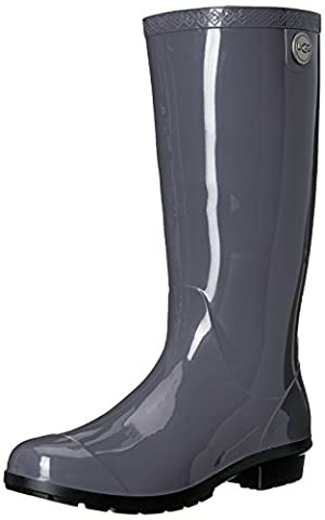UGG Women's Shaye Rain Boot, Nightfall, 7 B US - Wellies
