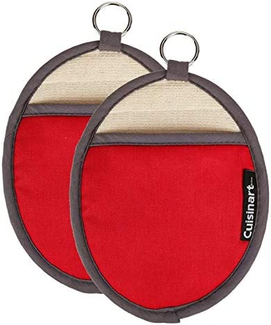 Cuisinart Silicone Oval Holders Mitts
