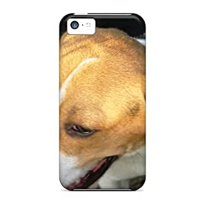 Casecover88 Iphone 5c Well-designed Hard Cases Covers My Dog Protector