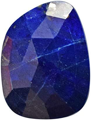 Loose Gemstone  J-131 42x27x5 mm Lapis Lazuli Cabochon  Top Grade Lapis Lazuli Gemstone  Oval Shape  66.45 Ct