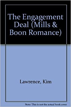Book The Engagement Deal (Romance)