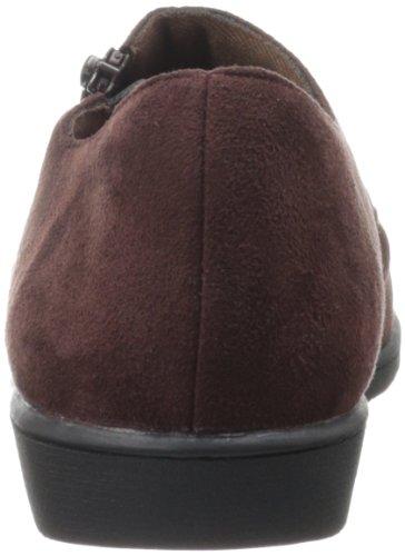 Brown Loafer Shannon Women's Velour Propet Sq4UZxEn