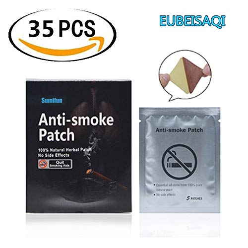 (Quit Smoking Nicotine Patch Cigarettes Cessation Clear Nicotine Patches Stop Smoking Aid Nicotine Patches Smoking Cessation Patches 35PCS)