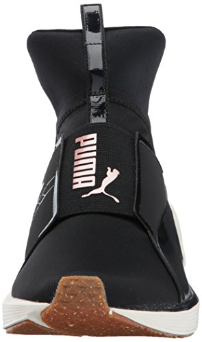 Puma Women's Fierce Vr Wn Sneaker, Black Black