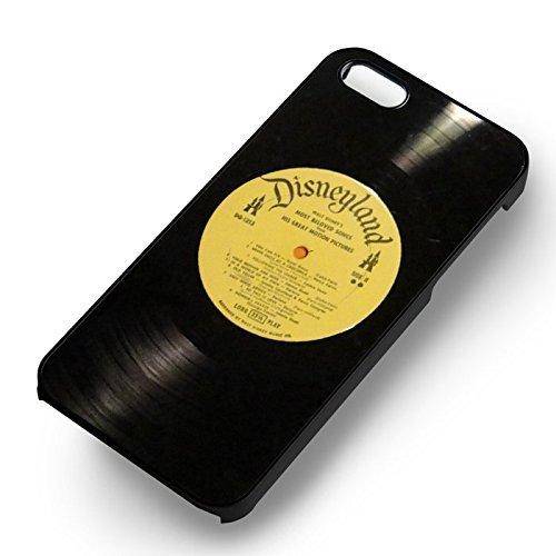 Unique Disneyland Beloved Songs pour Coque Iphone 6 et Coque Iphone 6s Case (Noir Boîtier en plastique dur) Q6E8YM