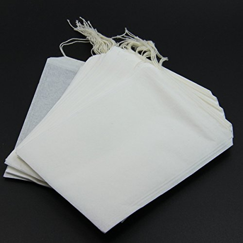 Focuscloudy Disposable Tea Fiter Bags