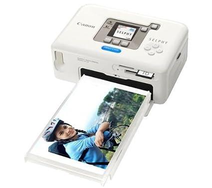 Canon SELPHY CP720 Impresora de Foto Pintar por sublimación ...