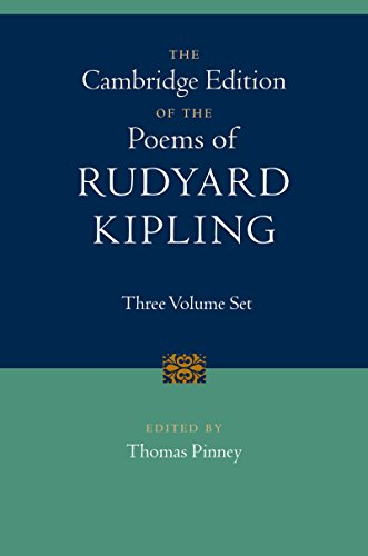 Download The Cambridge Edition of the Poems of Rudyard Kipling Pdf