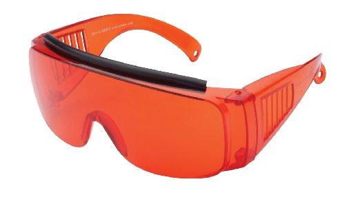 Subke 7004 Lunettes de soleil intégrales pour le sport - Marron - braun transparenter Rahmen, braune Gläser - taille unique