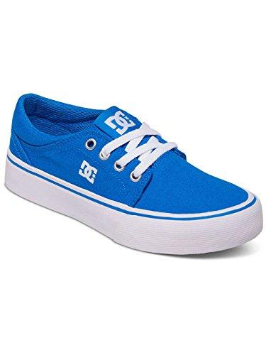 DC Shoes ADBS300251, Zapatillas Niños Blue