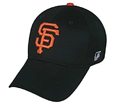 San Francisco Giants Youth MLB Licensed Replica Caps / All 30 Teams, Official Major League Baseball Hat of Youth Little League and Youth Teams