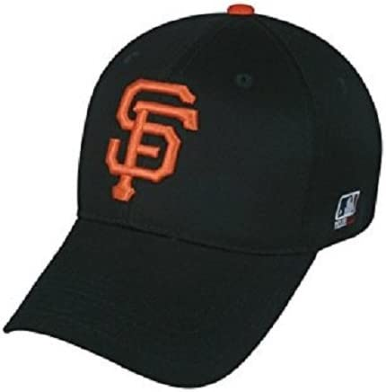 Outdoor Cap San Francisco Giants Youth MLB Licensed Replica Caps//All 30 Teams Official Major League Baseball Hat of Youth Little League and Youth Teams