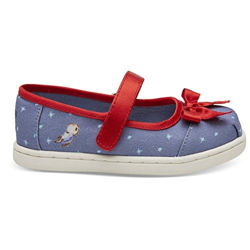 TOMS Kids Baby Girl's Mary Jane Disney¿ Princesses