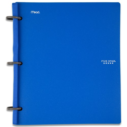 Five Star Flex NoteBinder, 1 Inch Binder, Notebook And