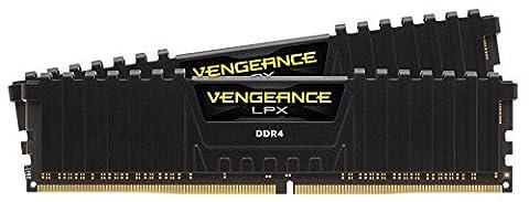 Corsair LPX 8GB DDR4 DRAM 2133MHz C13 for DDR4 Systems 8 DDR4 2133 (PC4 17000) DDR4 2133 - Maximus Formula