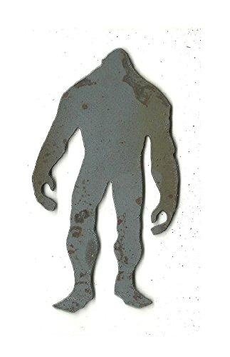 Big Foot - Plasma Cut Metal Shape MYTH9-M (Plasma Feet)