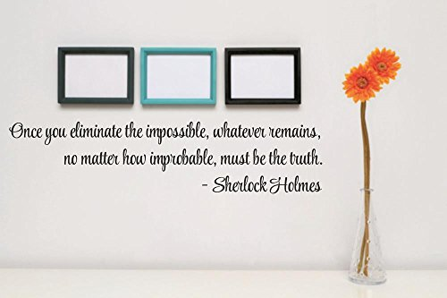 design-with-vinyl-rad-203-3-decor-wall-decal-sticker-once-you-eliminate-the-impossible-whatever-rema
