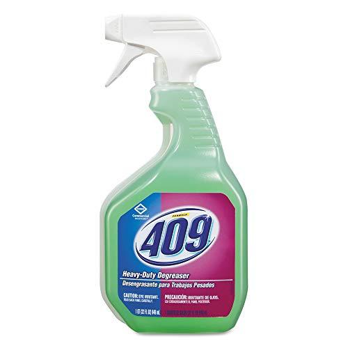 Formula 409 35296 Heavy-Duty Cleaner/Degreaser, Fresh Scent, 32oz Spray Bottle, 9/Carton